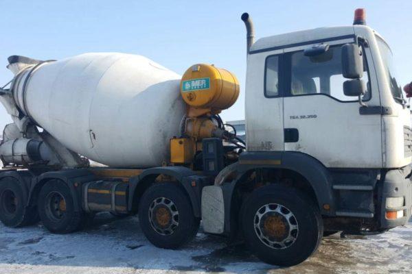 Turnare beton